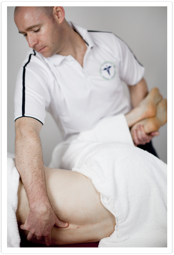 Back pain therapy physiotherapy Dundalk David Martin